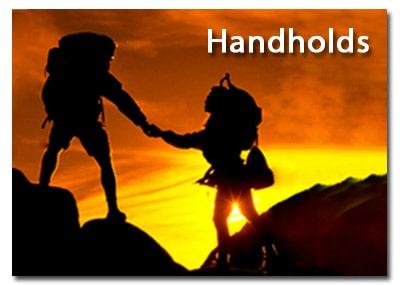 handholds
